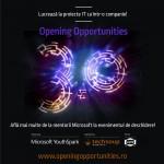 Opening Opportunities – carieră în Computer Science prin mentorat