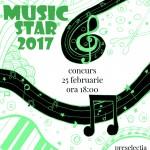 Concurs MusicStar 2017